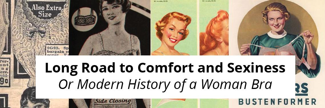 Modern History of a Woman Bra