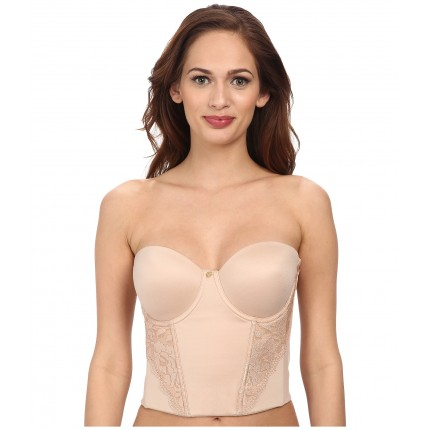 Betsey Johnson Forever Perfect Bustier 726800 6PM8522599 Naked