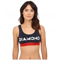 Diamond Supply Co. Deco Bralette