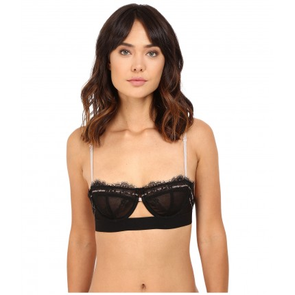 Free People Hour of Dawn Underwire Bra OB501656 6PM8752704 Black Combo