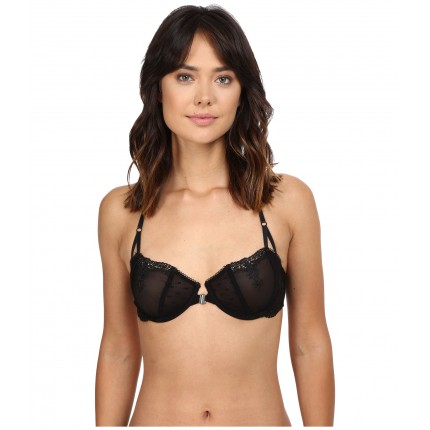 Free People Fancy Back Underwire Bra OB476091A 6PM8792770 Black