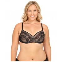 Natori True Decadence Full Figure Cut & Sew Underwire Bra 734097