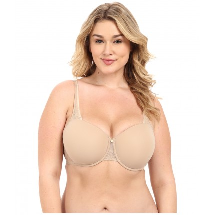 Natori Admire Full Figure Demi Lift Bra 733132 6PM8677824 Cafe/Ivory