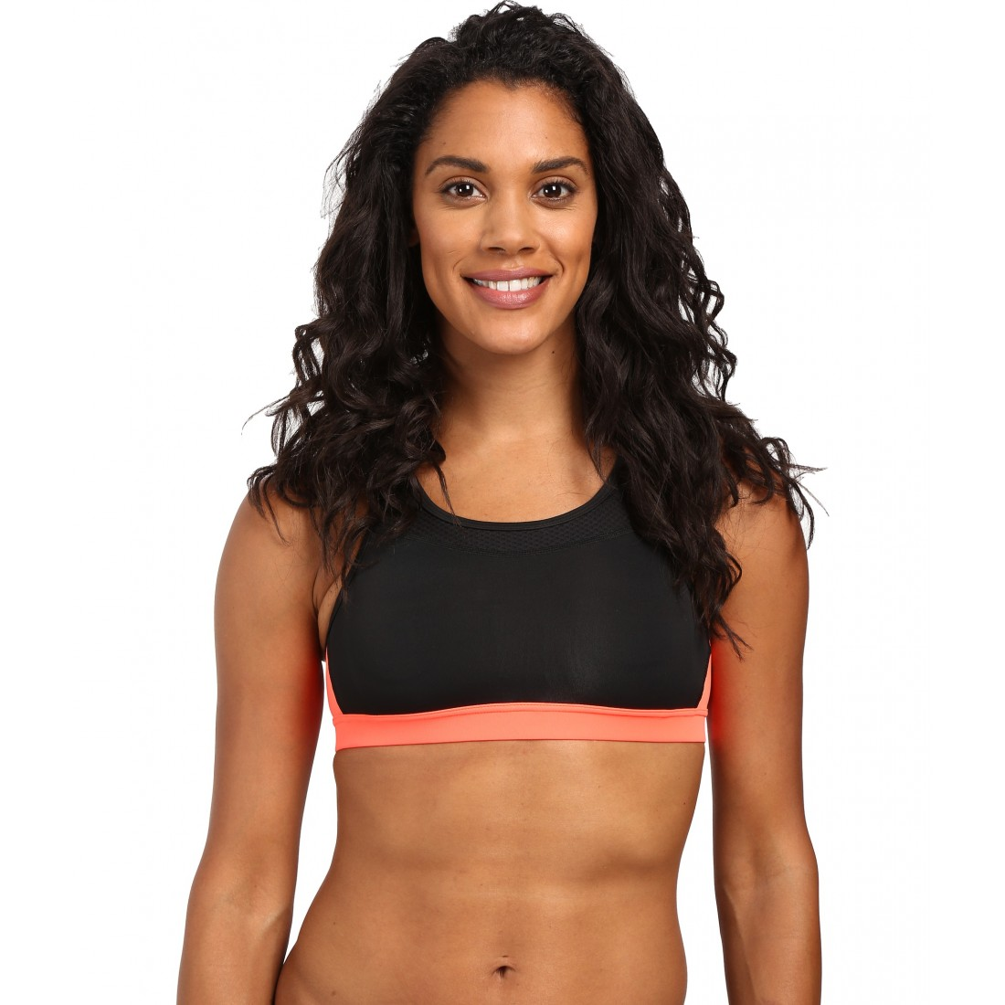 d1ade3627ff1e New Balance NB Pulse Bra | Bra4Her | 6PM8794840 Black Multi