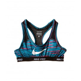 Nike Kids Pro Hypercool Allover Print 2 Sports Bra (Little Kids/Big Kids)