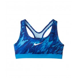Nike Kids Pro Printed Medium Support Sports Bra (Little Kids/Big Kids)