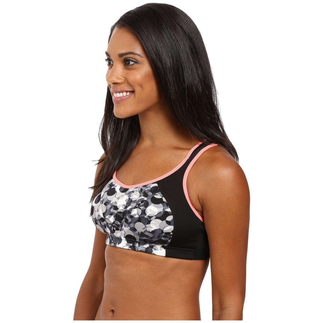 833afb0a38 Shock Absorber Active Multi Sports Bra S4490 6PM8171250 Bubble Print