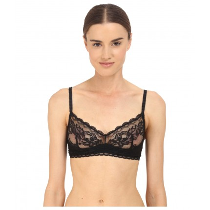 Stella McCartney Suzie Doting Soft Cup Bra S21-278 6PM8678982 Black