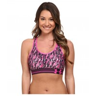 Under Armour UA HeatGear Alpha Printed Bra