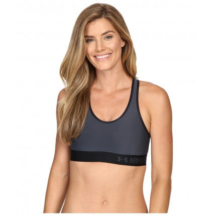 Under Armour Armour Mid Bra 6PM8622116 Stealth Gray/Black/Stealth Gray
