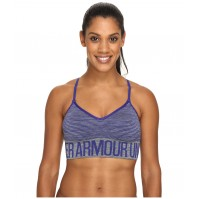 Under Armour UA Armour Seamless Low Feeder Stripe Bra