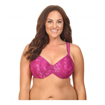 Wacoal Awareness Seamless Underwire Bra 85567 6PM7900233 Wild Aster