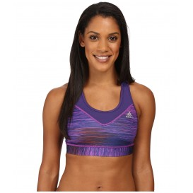 adidas Techfit Bra - Speed Heather