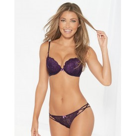 Adore Me Abela Push-Up Bra & Panty
