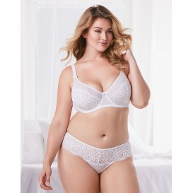 Adore Me Adira Unlined Plus Bra & Panty
