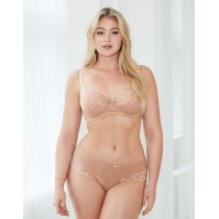 Adore Me Annora Unlined Plus Bra & Panty