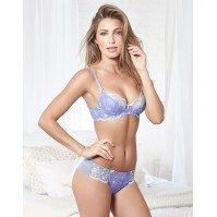 Adore Me Bailey Unlined Bra & Panty