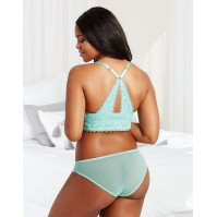 Adore Me Bettie Unlined Plus Bra & Panty