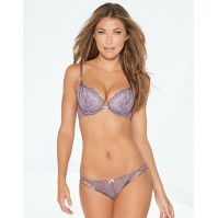 Adore Me Elvira Push-Up Bra & Panty