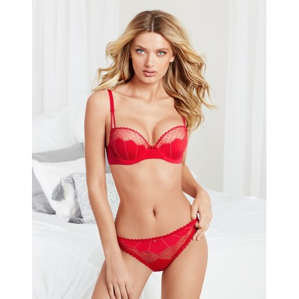 Adore Me Harriet Push-Up Bra & Panty ADM24143
