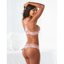 Adore Me Kellie Push-Up Bra & Panty