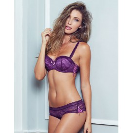 Adore Me Lianne Push-Up Bra & Panty