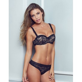 Adore Me Lorainne Push-Up Bra & Panty