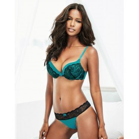 Adore Me Maeleigh Add 2 Cups Bra & Panty