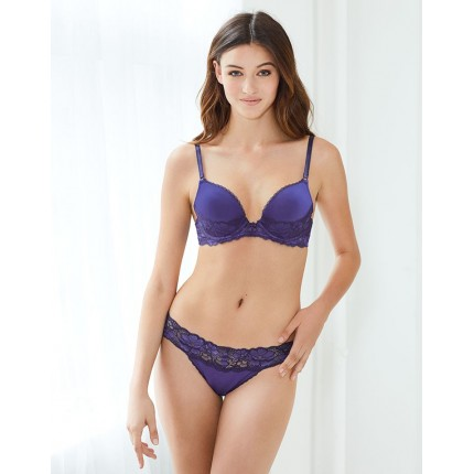 Adore Me Michella Push-Up Bra & Panty ADM33329