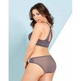 Adore Me Neylan Unlined Plus Bra & Panty