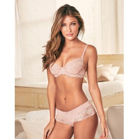 Adore Me Paris Unlined Bra & Panty