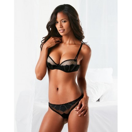Adore Me Rylie Push-Up Bra & Panty ADM18087