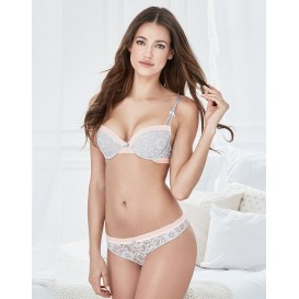 Adore Me Vanya Push-Up Bra & Panty