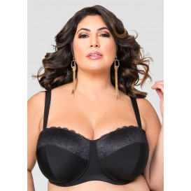 Ashley Stewart Convertible Butterfly Bra - F,G,H Cups