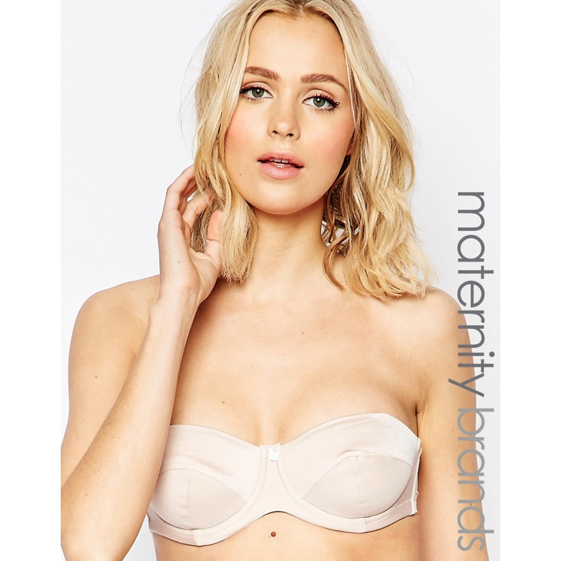 Amoralia Luna Strapless Maternity Bra | Bra4Her | AS797219