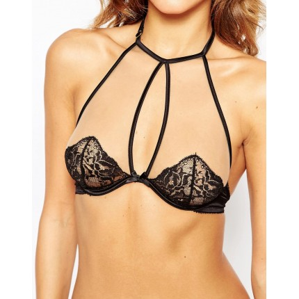 Ann Summers Louise Halter Neck Bra AS742908