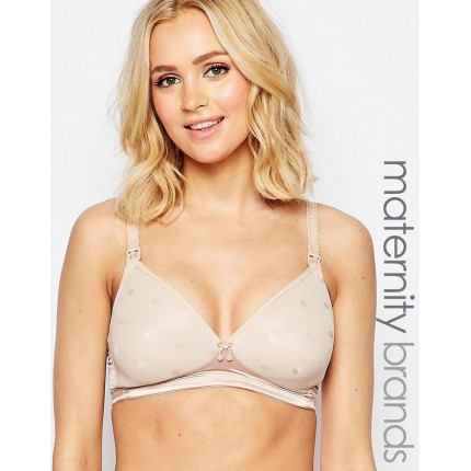 Cake Maple Mousse Maternity & Nursing Bra AS127845