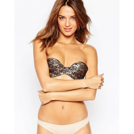 Fashion Forms Lace Bodysculpting Stick On Bra AS749587