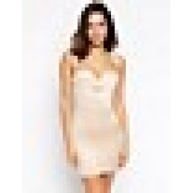 Marie Meili Shape Perfection Wear Your Own Bra Control Dress