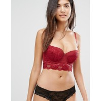New Look Fuller Bust Longline Lace Bra
