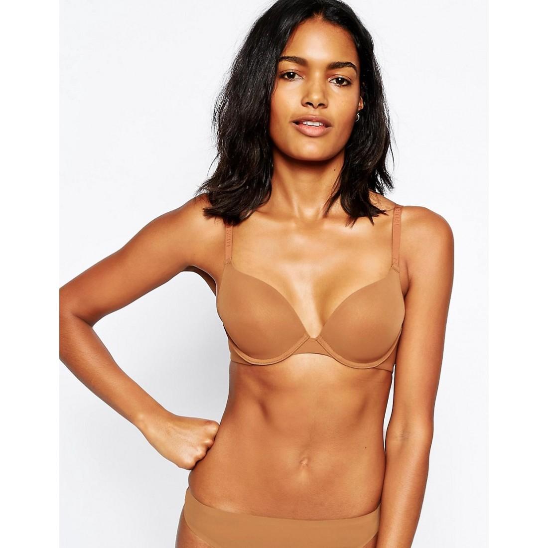 be3b08d20db66 Nubian Skin Essential T-Shirt Bra AS627237