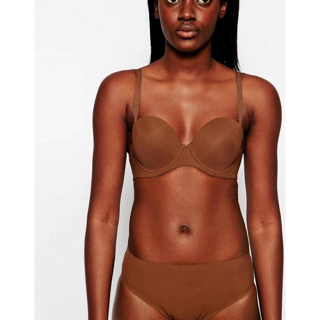 67dd72cf10b Nubian Skin Strapless Convertible Bra