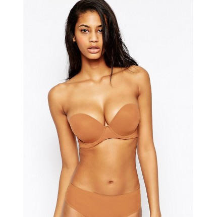 Nubian Skin Strapless Convertible Bra AS627261