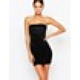 Smooothees Shaping Bandeau Slip Dress