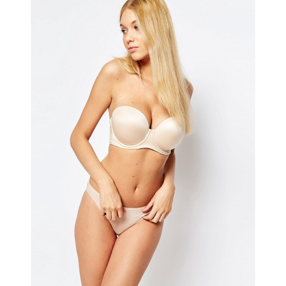 52a6cd6c4f4f5 Ultimo DD-G Fuller Bust Strapless Multiway Bra AS564615