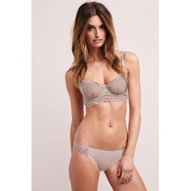 Forever 21 Else Lace Balconette Bra