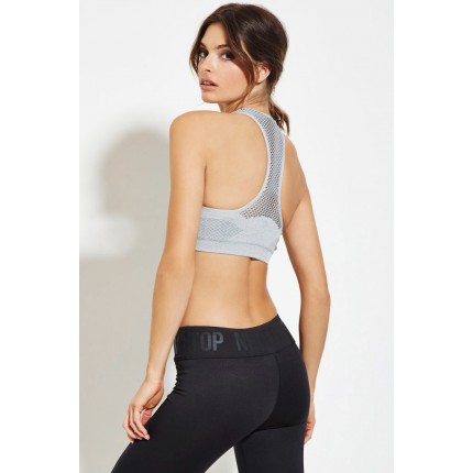 Forever 21 Low Impact - Sports Bra F2000150528 heather grey