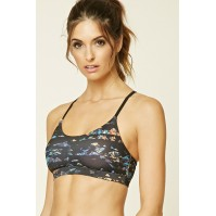 Forever 21 Low Impact – Printed Sports Bra