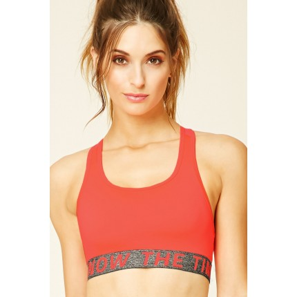 Forever 21 High Impact - Sports Bra F2000219453 blossom/charcoal