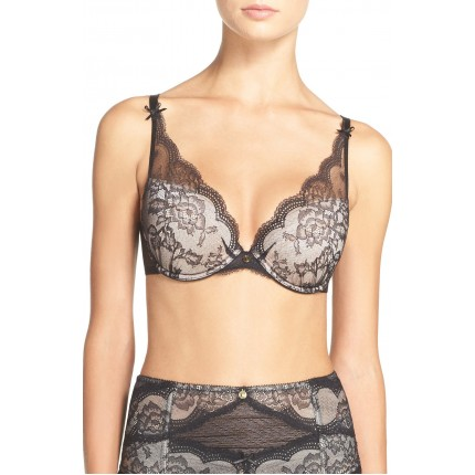 Chantelle Intimates Presage Underwire Push-Up Bra NS5211661
